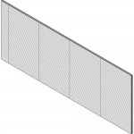 Download CAD files for PanelClad® TextureLine Basic Wall