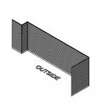 Download CAD files for PrimeLine® Summit Curtain Wall