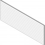 Download CAD files for Scyon™ Stria™ Basic Wall