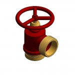 Download CAD files for Landing-Valve QLD-SA RG