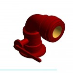 Download CAD files for Suction Riser 100TE