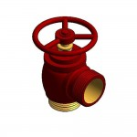 Download CAD files for Fire Valve 64 Thread NSW