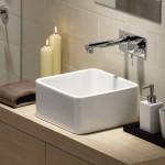 Download CAD files for Cube 320 Above Counter Basin
