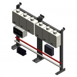 Download CAD files for TPI06 Wall or Floor Mounted