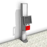 Download CAD files for Automatic Teller Machine Type 3