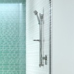 Download CAD files for Liano Rail Shower