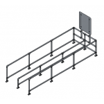 Download CAD files for Double Trolley Bay – Moddex Tuffstop