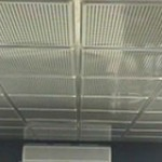 Download CAD files for Acoustic Metal Ceiling Tiles