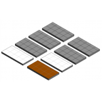 Download CAD files for Access Floor Systems