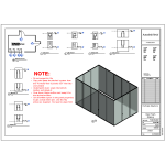Download CAD files for View Glazing System