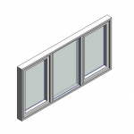 Download CAD files for Window Awning Trend Quantum 102mm