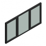 Download CAD files for Window Awning Trend ThermAL 55mm