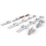 Download CAD files for ASSISTRAIL® – DISABILITY HANDRAILS