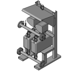 Download CAD files for Delivery Skid