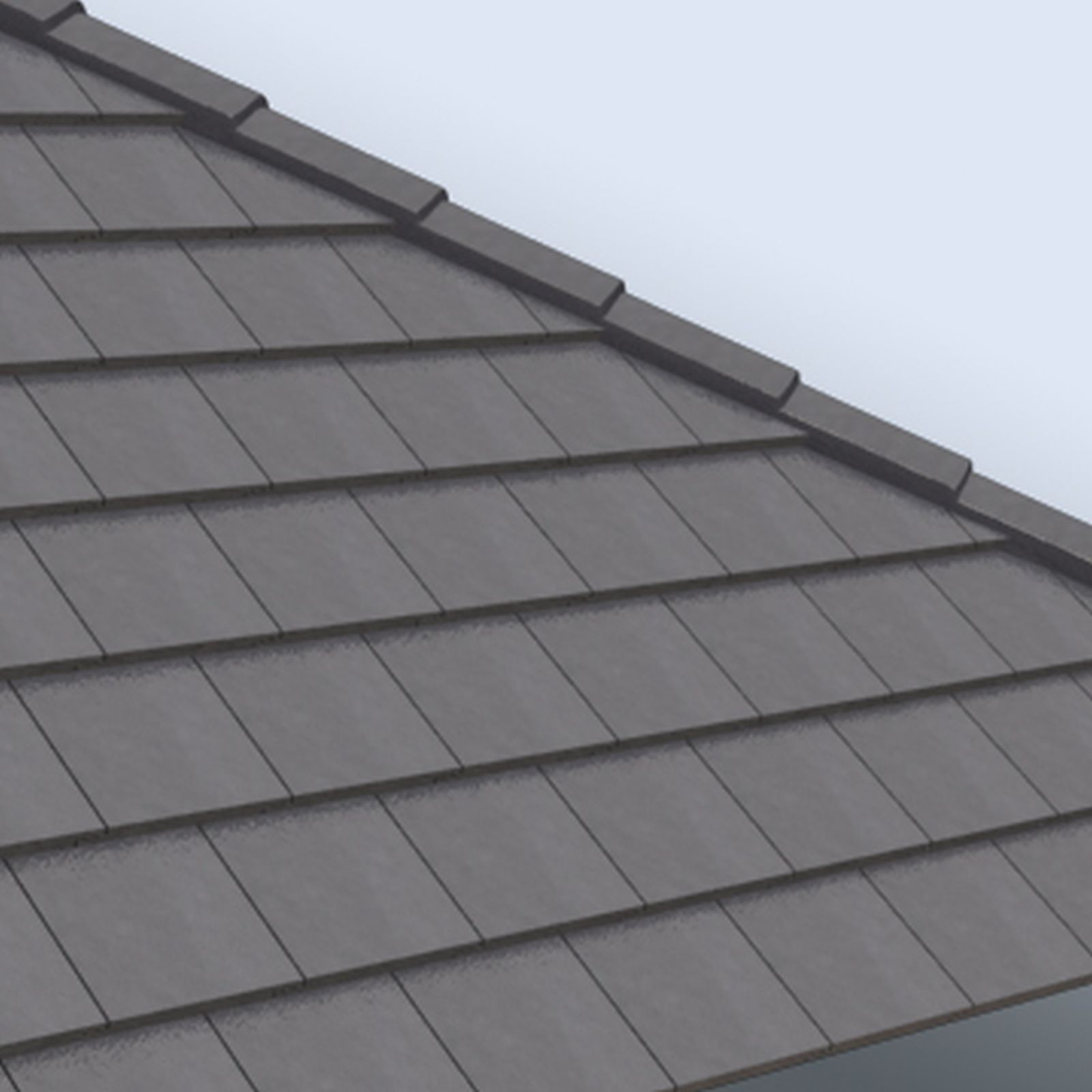 Vogue concrete roof tiles sa design content for Flat tile roof