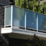 Download CAD files for Railing Systems-Glass Balustrades, Screens and Fences