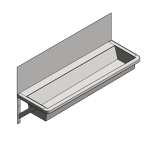 Download CAD files for Wallsend Trough – TWAL