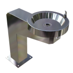 Download CAD files for Disabled Pedestal Drinking Fountain – DDIS