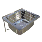 Download CAD files for Cleaner's Sink – CSB