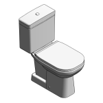 Download CAD files for Ceramic Close Coupled Toilet Suite – BSW-CCTS-650