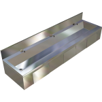 Download CAD files for Multi Knee Operated Trough – TMKO