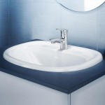 Download CAD files for Caroma Caravelle 600 Vanity Basin