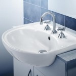 Download CAD files for Caroma Laser Semi-Recessed Vanity Basin