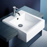Download CAD files for Liano Semi Recessed Basin