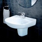 Download CAD files for Caroma Integra 500 Wall Basin