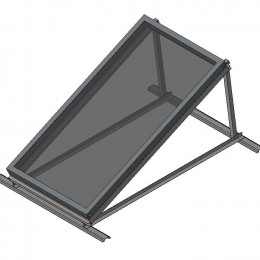 Hot Water-Solar Collector-Rheem-1 on Variable Pitch Frame.jpg