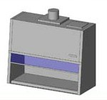 Download CAD files for Biological Safety Cabinet
