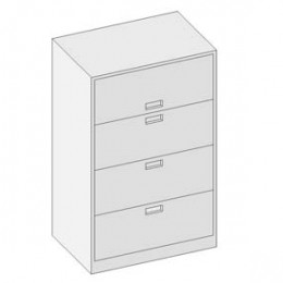Cabinet File - Lateral 4 Drawer.jpg