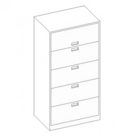 Cabinet File - Lateral 5 Drawer.jpg