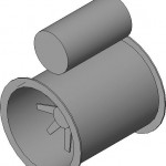 Download CAD files for Adjustable Pitch Axial Flow Fans APS