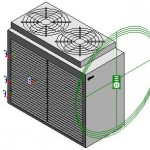 Download CAD files for Heat Pump 952022 Vertical