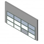 Download CAD files for Design-A-Door 1370-1820 (4710 to 5285)