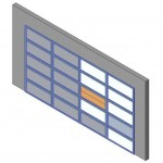 Download CAD files for Design-A-Door 2445-3050 (4710 to 5285)