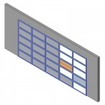 Download CAD files for Design-A-Door 2445-3050 (5290 to 6120)