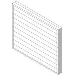 Download CAD files for Outside Louver OHL-C-34 supply