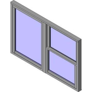 Wide Style Double Hung Lite Design Content