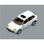 Download CAD files for Porche Cayenne