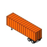 Download CAD files for ENT-Truck Trailer_12