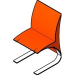Download CAD files for Chair 05