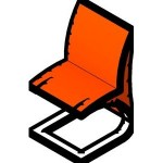 Download CAD files for Chair 06