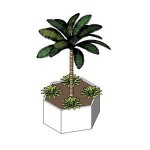 Download CAD files for Planter Box 15