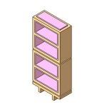 Download CAD files for Shelf m1