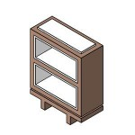 Download CAD files for Shelf s1