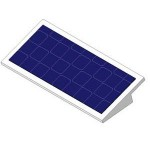 Download CAD files for Solar Panel-200W_1203x537x35