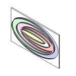 Download CAD files for Stain glass_eclipse