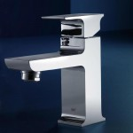 Download CAD files for Dorf Jovian Petite Basin Mixer
